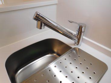 ハンドシャワー付き水栓金具