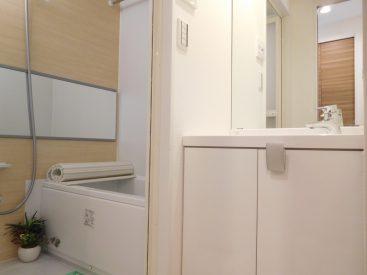 浴室、脱衣室
