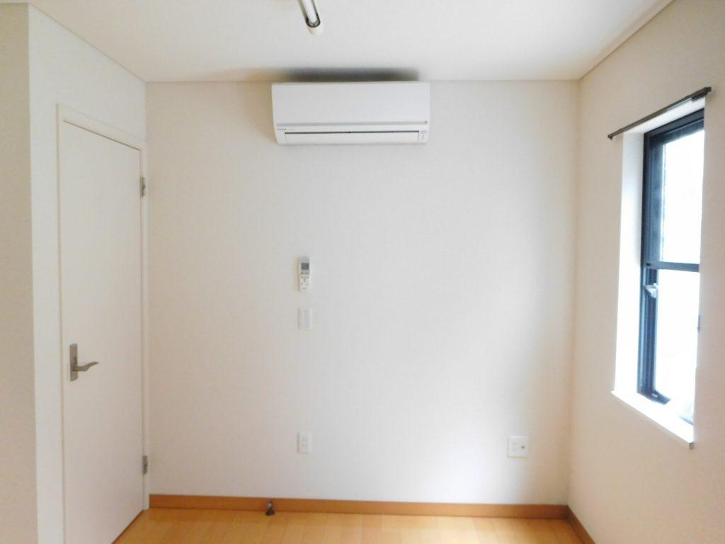 洋室5.6畳の様子