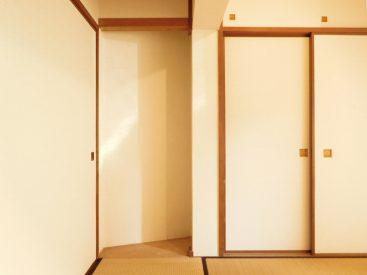 床の間のような小さなスペース