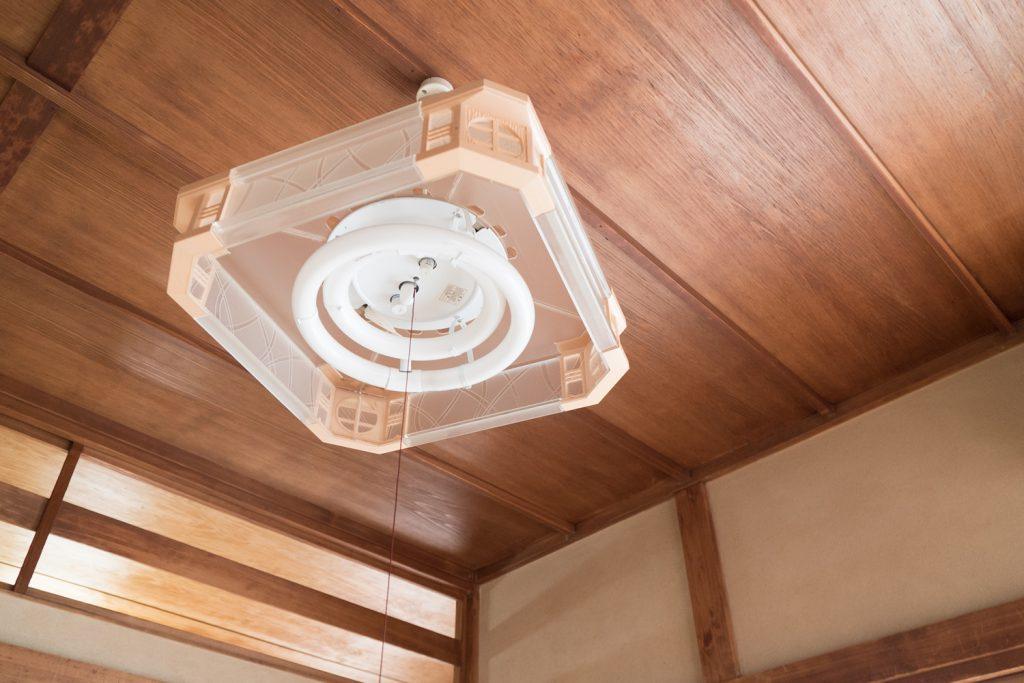 日本の古き良き住宅の趣が随所に感じ取れます。