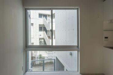 大きな窓が開放的です(内装)