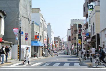 も落ち着いたぬくもりある商店街が魅力の桜新町。