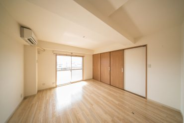 リビングダイニングと洋室は、扉で仕切ることができます。