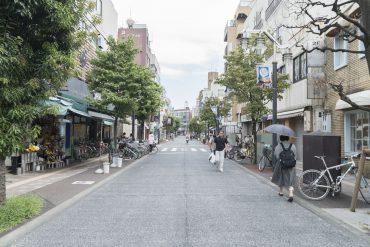 千歳烏山はのんびりとしていて、住みやすさが住むほどに実感できる街です。
