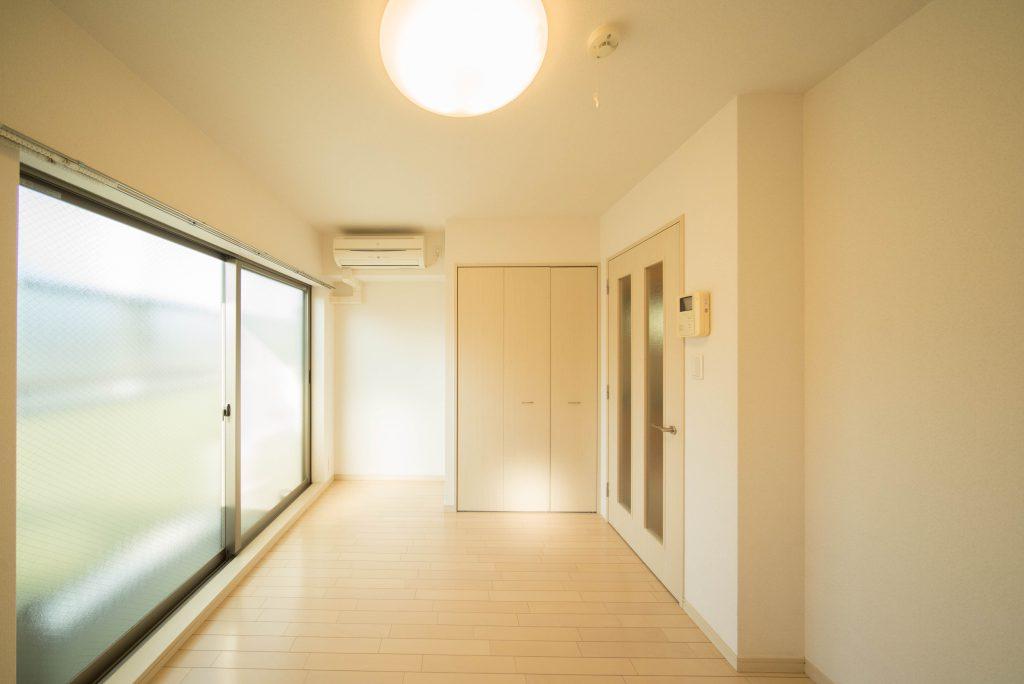 シンプルなお部屋です(内装)