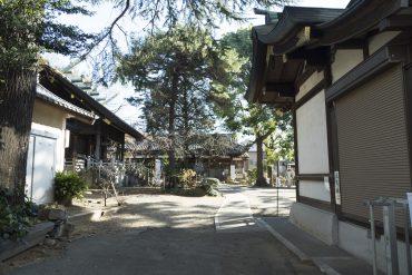 用賀駅からの道の途中にある神社、神聖な気持ちになります。(周辺)