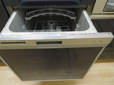 食洗機がついているので洗い物も楽々