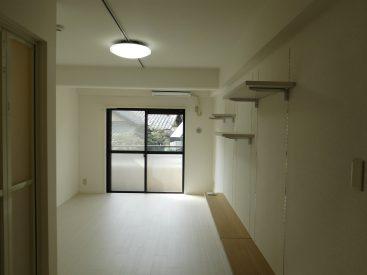 使いやすい長方形のお部屋