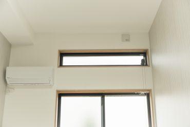 天窓があって1階ですが、光がはいります。(内装)