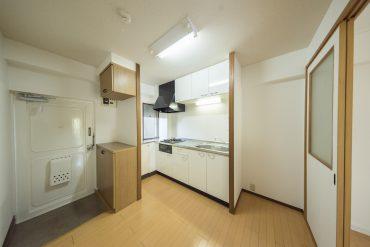 キッチン収納がたくさんです。
