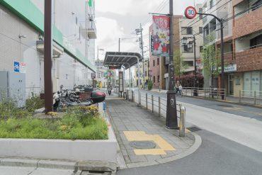 淡島通りの近く、サミットがすぐ隣です。