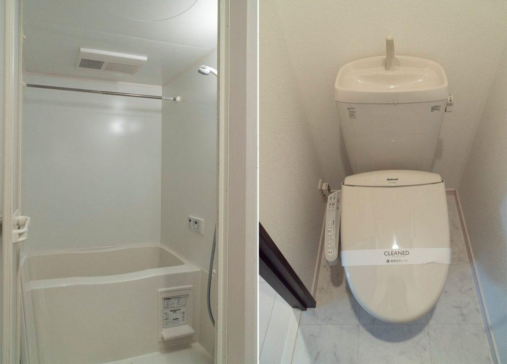 お風呂/トイレ