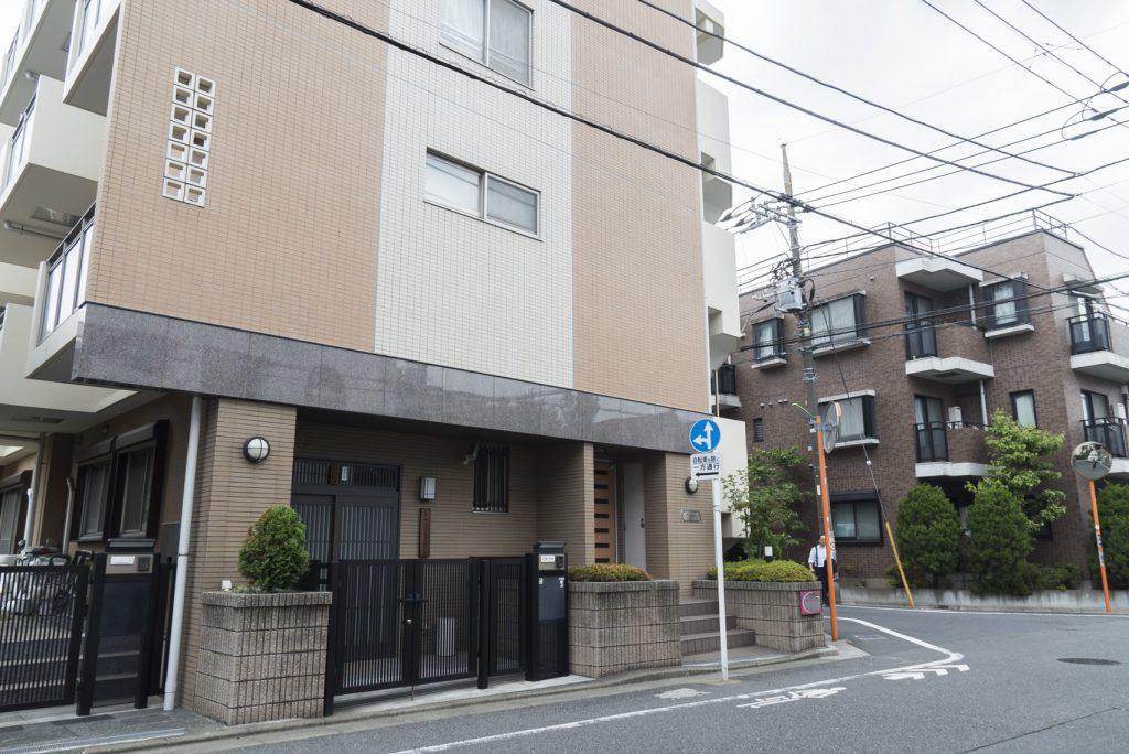 桜新町の駅から徒歩3分!