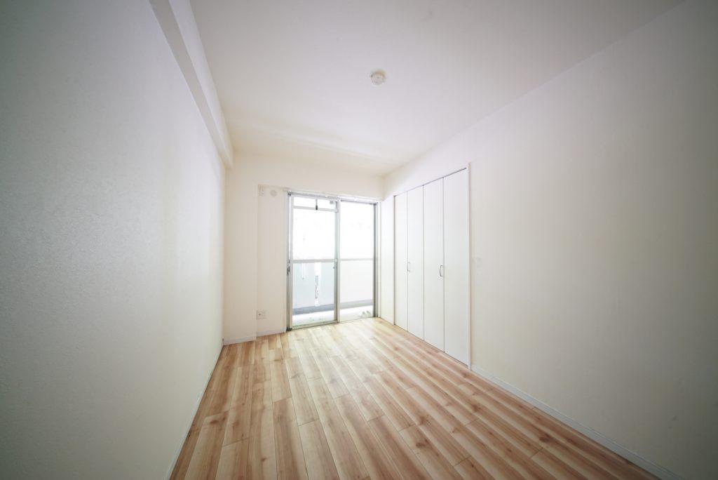洋室6.3畳。