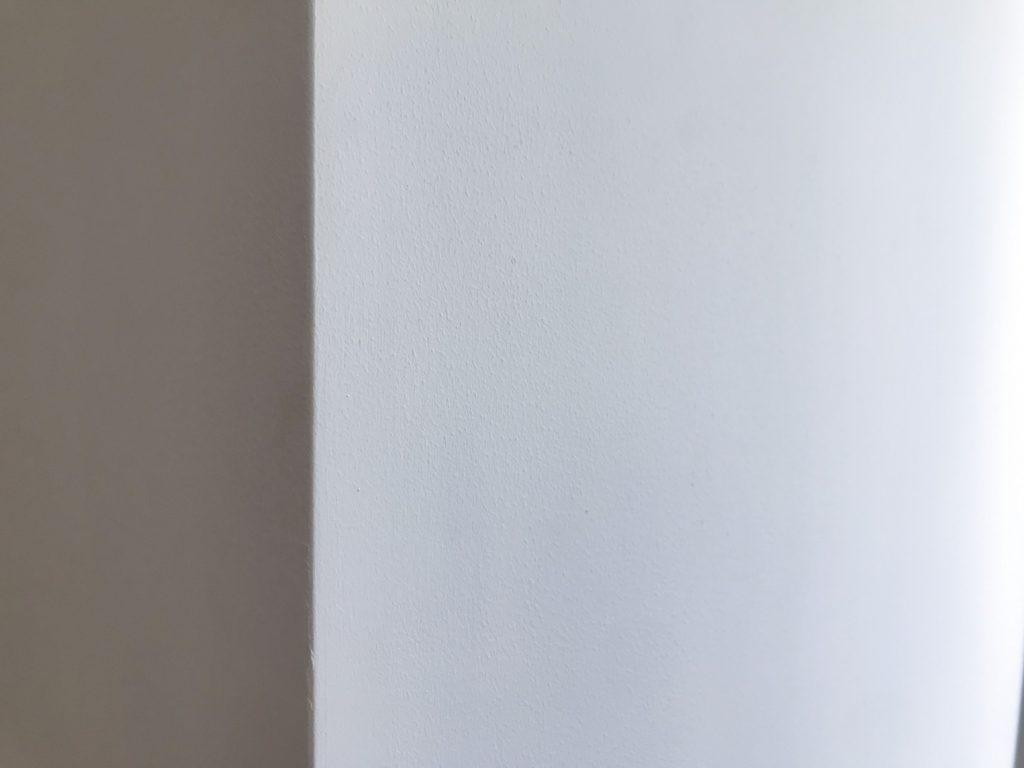 塗装の壁です。