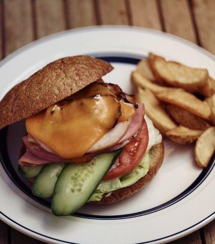 美味しいハンバーガー屋さんが近所にある幸せ