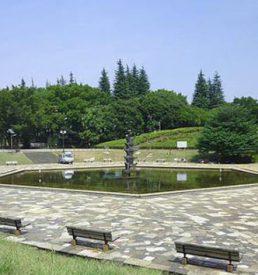 気分転換に世田谷公園にお散歩