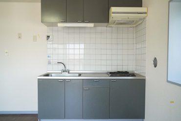 整ったキッチン