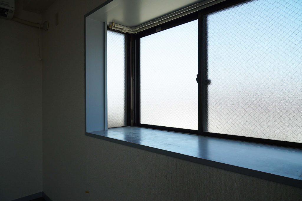 あるとうれしい出窓