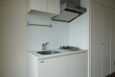 キッチンと収納。