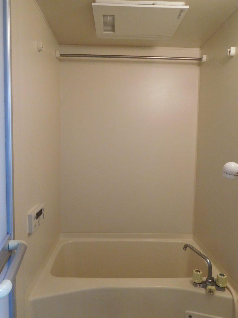 設備充実のお風呂