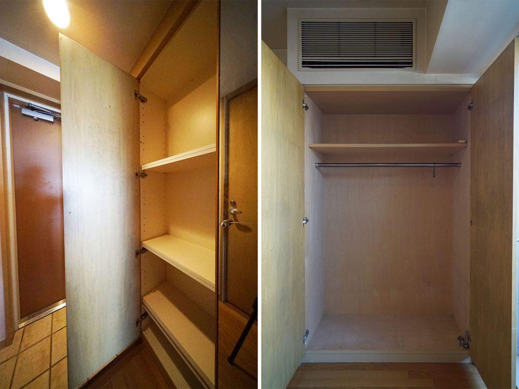 靴箱とお部屋の収納