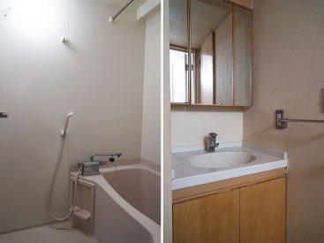 洗面台とお風呂