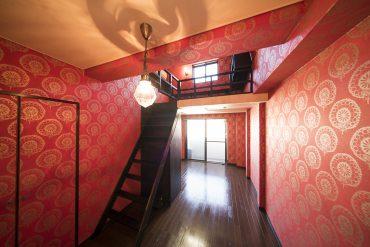 マンションの最上階一番奥の部屋にひろがる異世界。