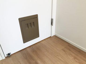 もう一人の家族のドア。