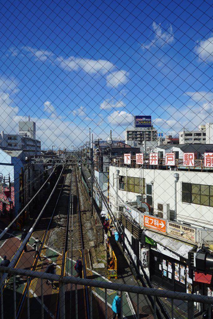 下高井戸駅から徒歩3分の駅近