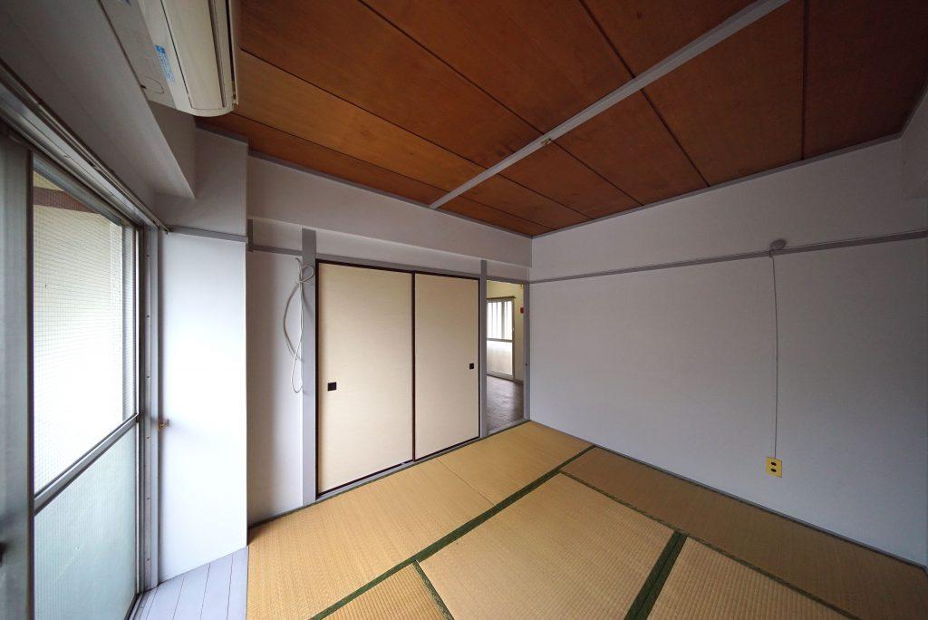 和室② 隣のお部屋との距離感がいい