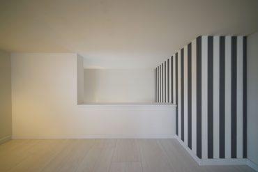 ロフトの一部。絵になるところがたくさんあるお部屋。