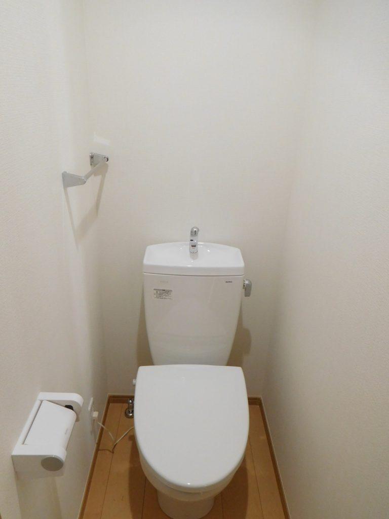 ピカピカトイレ