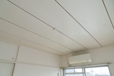 天井のこの感じもすごい好き…。