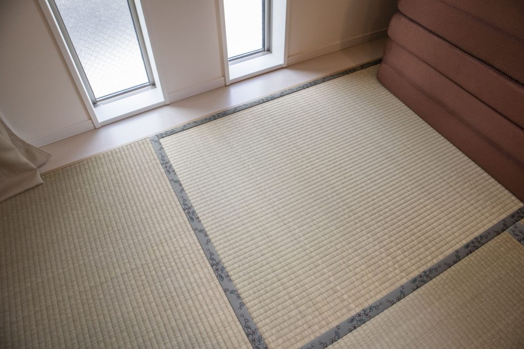 ゴロンとしたい畳。