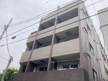 建物の外観。
