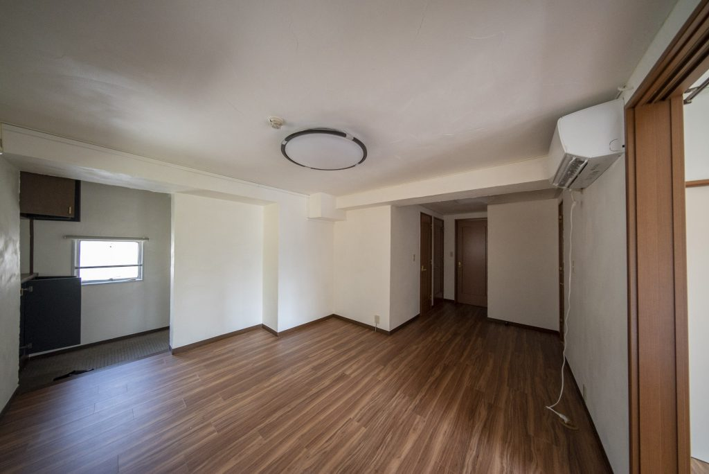 家具をどう配置するか。